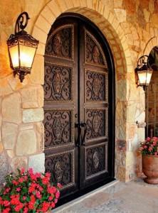 8روش زیباتر کردن ورودی یک خانه