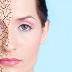 خشکی پوست درمان