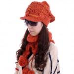 جدیدترین مدل های کلاه زنانه