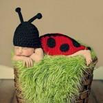 جدید ترین مدل های کلاه وهد بند نوزادی