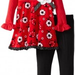 زیباترین ست های لباس زمستانه دخترانه