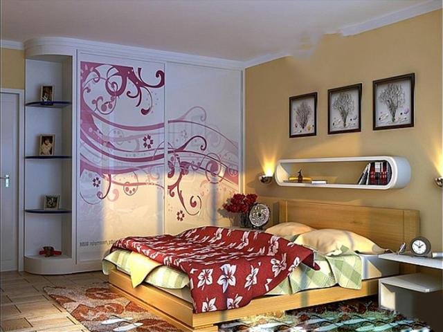 تصویر دکورسیون اتاق خواب بچه بسیار زیبا