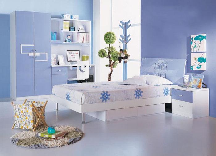 تصویر دکورسیون اتاق خواب بچه بسیار زیبا مای اپرا