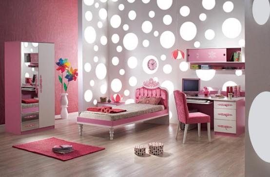 مدل جدید دکوراسیون اتاق کودک ونوجوان