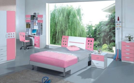 مدل جدید دکوراسیون  اتاق کودک