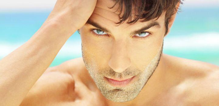 5مدل مو برای مردان با صورت بلند