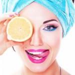 ۷مزیت  آب لیمو برای زیبایی