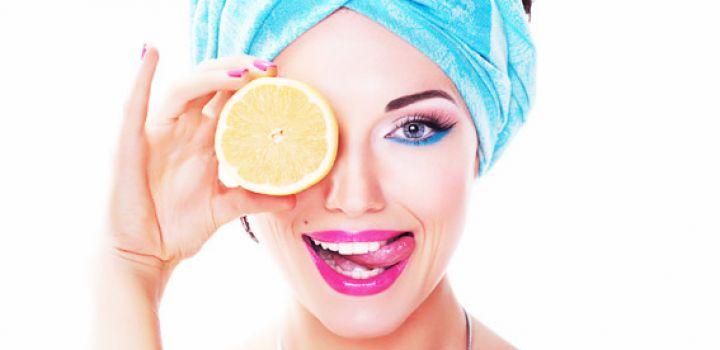 7 مزیت لیمو در زیبایی