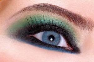 مدل سایه چشم