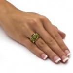 شیک ترین مدل انگشتر با طرحی زیبا