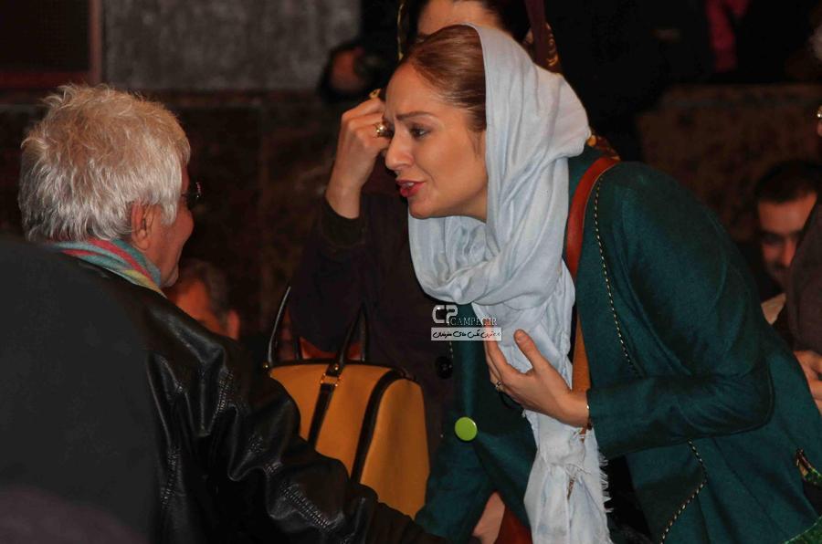 تازه ترین عکس های منتشر شده از مهناز افشار