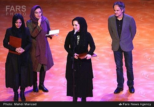 جدیدترین عکس های اختتامیه جشنواره فجر بهمن 92