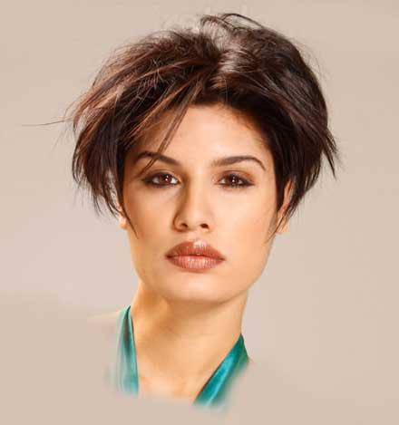 جدیدترین مدل های موی کوتاه زنانه سال 93