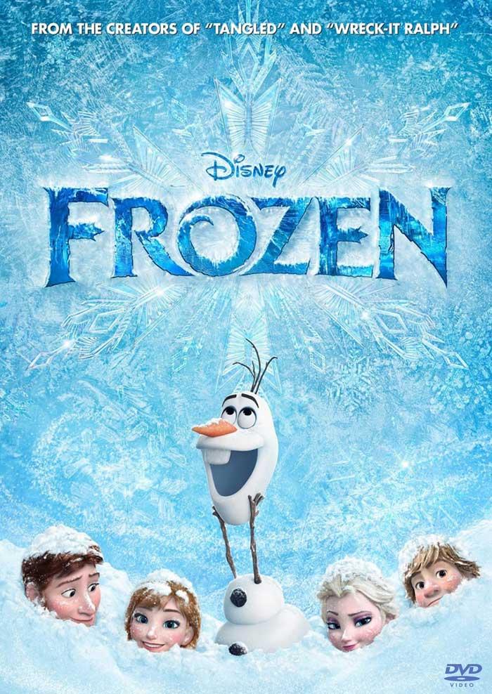 دانلود انیمیشن زیبای ملکه برفی (Frozen) با سرعت بالا