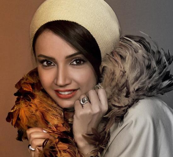 زیباترین و جدیدترین عکس های شبنم قلی خانی