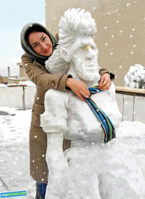 زیباترین و جذاب ترین عکس هانیه توسلی