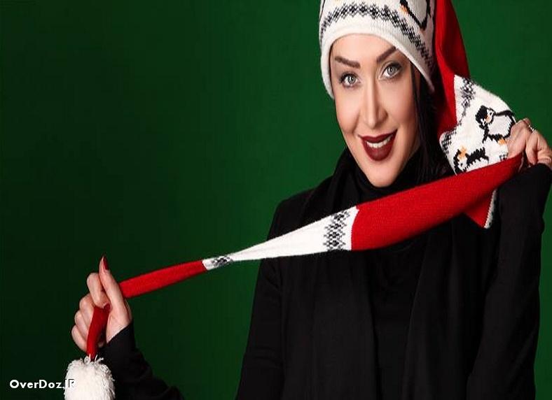 عکس های جدید سارا منجزی بازیگر سریال کلاه پهلوی