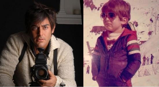 جدیدترین عکس های  منتشر شده از کودکی بازیگران معروف ایرانی