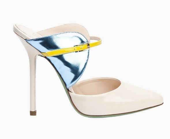 جدیدترین مدل های صندل و کفش بهاره سال93