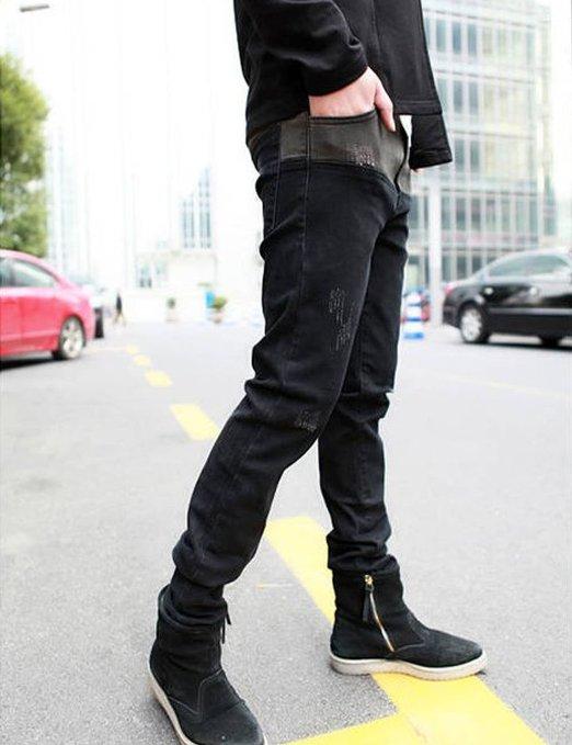 جدید ترین مدل های شلوار لی مردانه