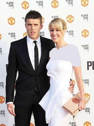 فوتبالیست های معروف در کنار همسرشان (18)