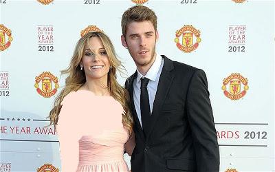 فوتبالیست های معروف در کنار همسرشان
