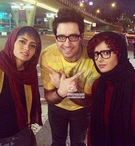 بروز ترین و زیباترین تک عکس های بازیگران زن اردیبهشت 93