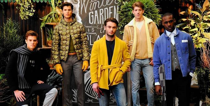 ست های لباس پائیزه وزمستانه مردانه