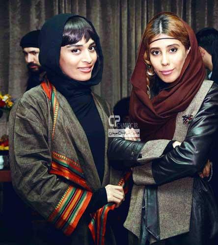 تیپ و لباس بازیگران زن ایرانی درسال جدید (10)