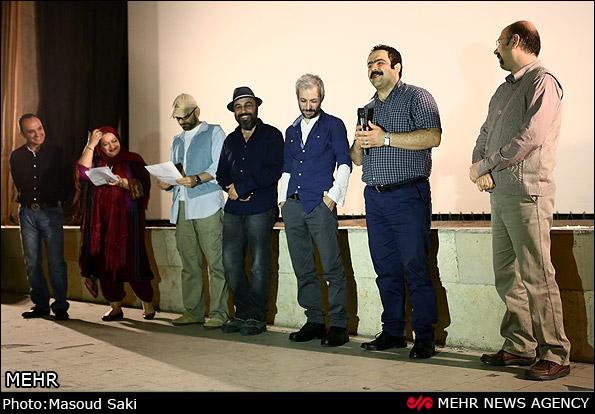 جدیدترین عکس های بازیگران اکران فیلم طبقه حساس اردیبهشت 93