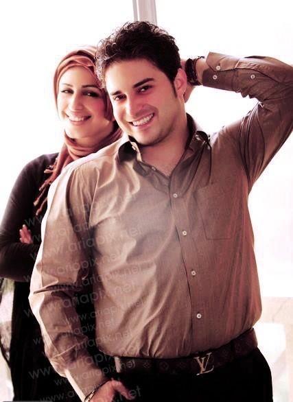 جدیدترین عکس های خوانندگان مشهور ایرانی در کنار همسرانشان