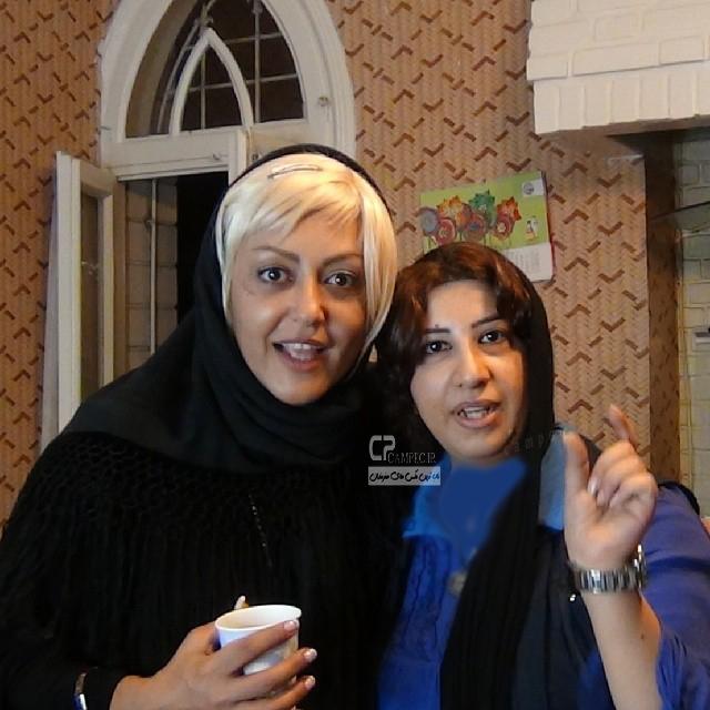 جدیدترین عکس های شقایق فراهانی در اردیبهشت 93