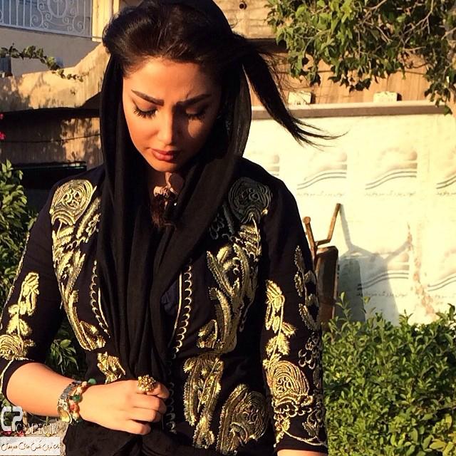 جدیدترین عکس های مهسا کامیابی بازیگر قهر و آشتی اردیبهشت 93