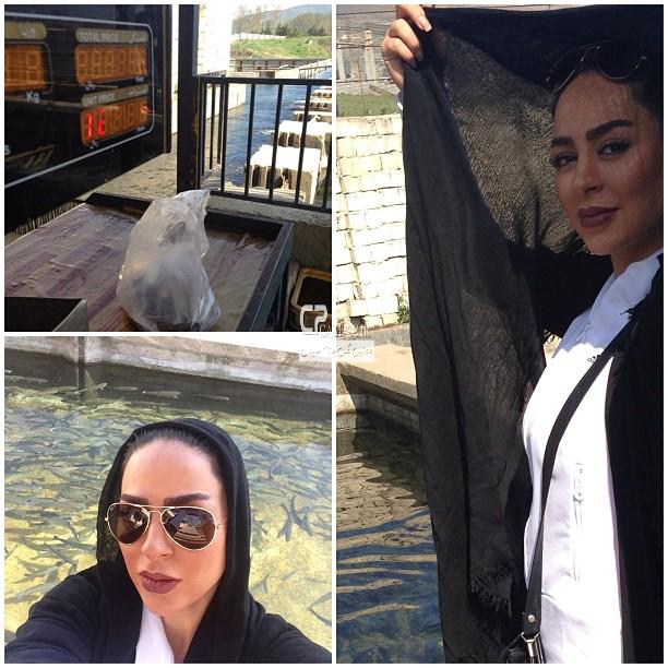 جدیدترین و بروز ترین تک عکس های بازیگران زن ایرانی در اردیبهشت 93