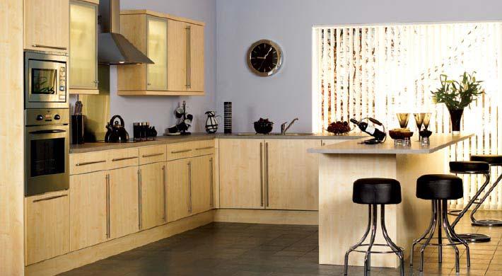 مدل های دکوراسیون آشپزخانه مدرن