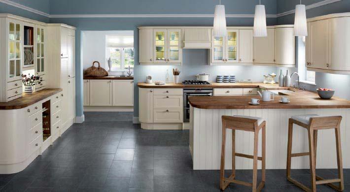 جدیدترین مدل های دکوراسیون آشپزخانه سال 93 +عکس