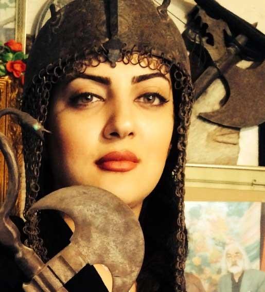 جدیدترین و زیباترین عکس های هلیا امامی اردیبهشت 93
