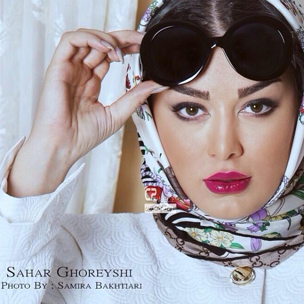 زیباترین و جدیدترین عکس های بازیگر زن فروردین 93
