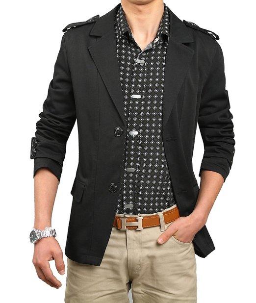 مدل کت کوتاه مردانه