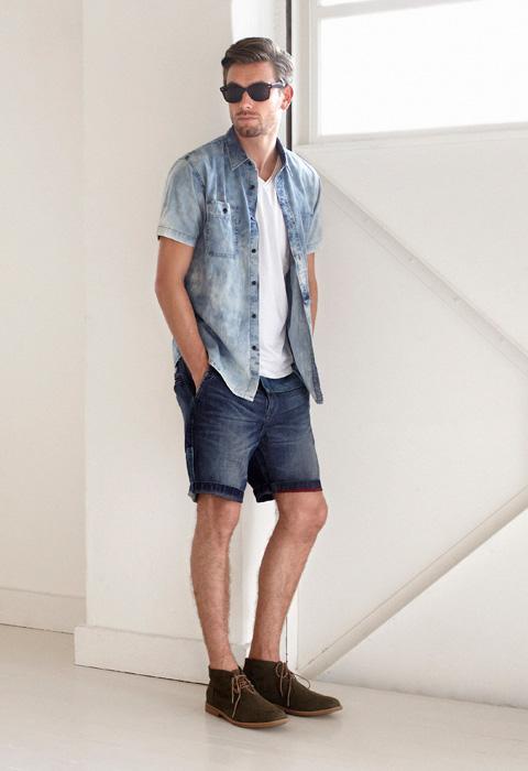مدل لباس لی مردانه
