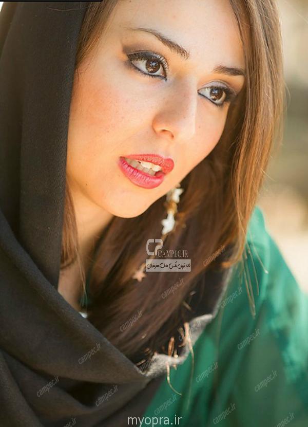 جدیدترین عکس های حنانه شهشهانی بازیگر سریال راه شیری 93