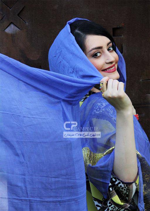 جدیدترین عکس های فوژان قبادیان در اردیبهشت 93 + بیوگرافی