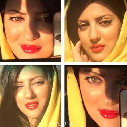 جدیدترین عکس های مهسا کامیابی وهلیا امامی خرداد 93