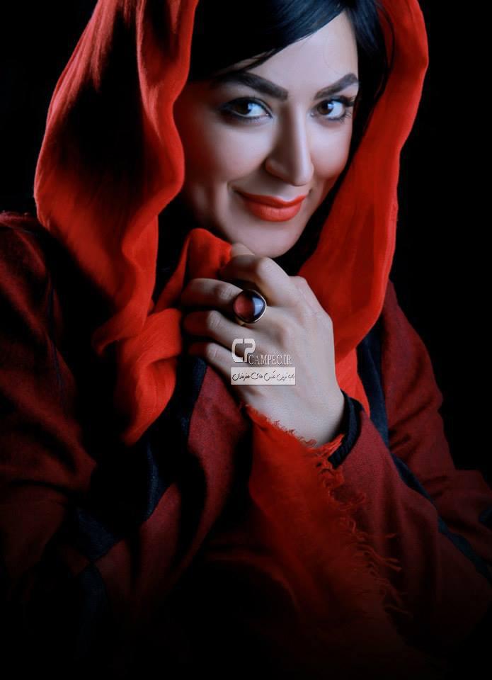 زیباترین و جدیدترین عکس های فریبا طالبی بازیگر ستایش 2