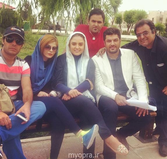 عکس های جدید از نرگس محمدی بازیگر نیایش 2 اردیبهشت 93