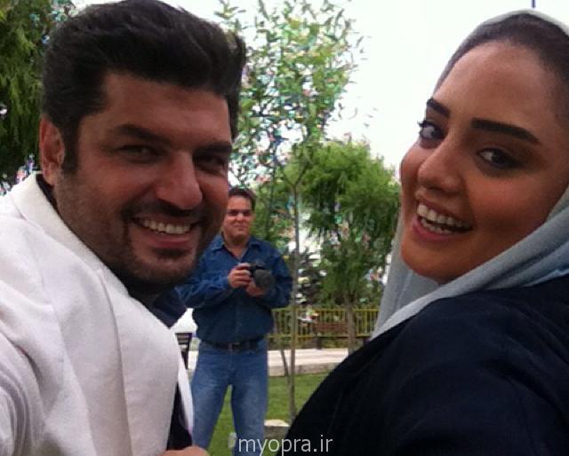 عکس های جدید از نرگس محمدی بازیگر نیایش ۲ اردیبهشت ۹۳