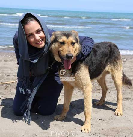 عکس های جدید افسانه پاکرو خرداد 93
