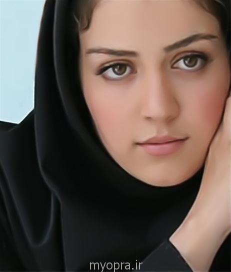 عکس های جدید افسانه پاکرو در خرداد 93