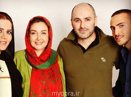 عکس های جدید وزیبای کتایون ریاحی در اردیبهشت 93
