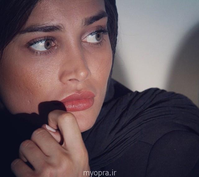 عکس های جدید و زیبا از تینا آخوندتبار خرداد 93